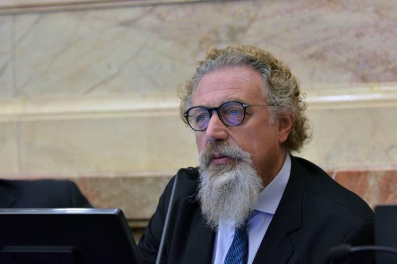 Política Chubut » Luenzo designado Presidente de la Comisión de ...